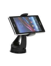 OMEGA UNIVERSAL CAR HOLDER FOR SMARTPHONE LIME BLACK [43481]